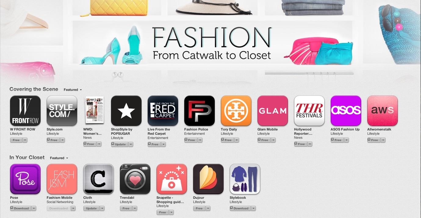 Stylebook Closet App: Press