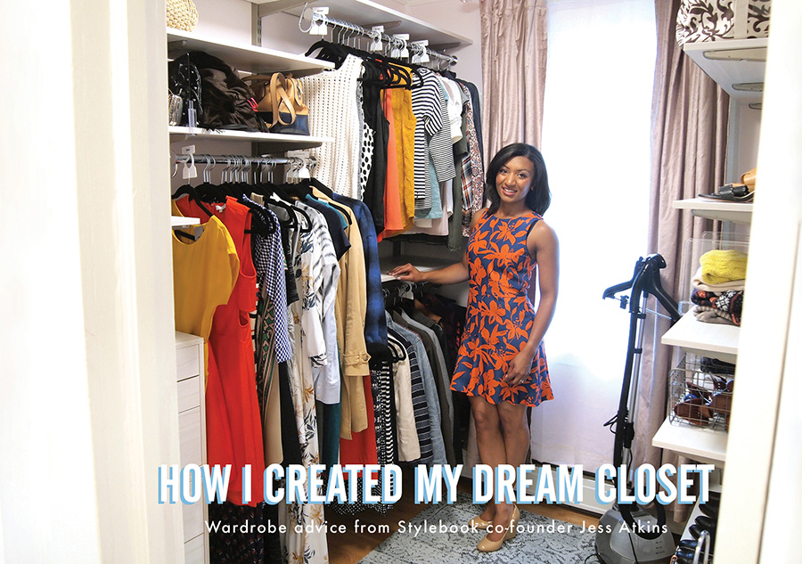 Stylebook Closet App: Dream Closet: How I Created A Gorgeous, Yet Practical  Closet
