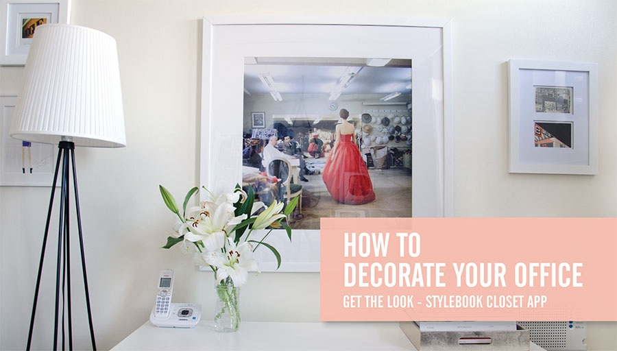 Stylebook Closet App: How To Decorate Your Office: Peek Into The Office Of  The Stylebook Co Founders