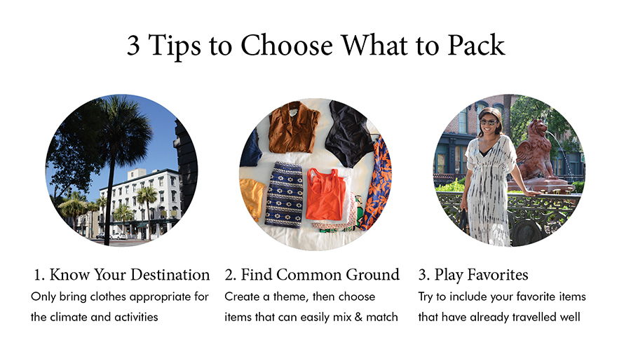 If You Choose This Method Start Planning What To Pack By Creating A New Packing List Inside Stylebook And Then Adding Your Existing Outfits