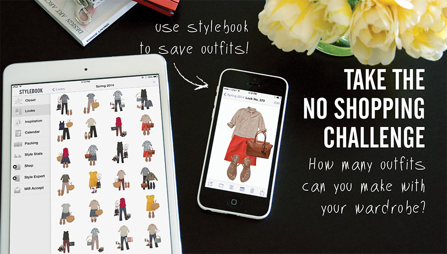 Stylebook Closet App: How To Shop Your Closet: The Amazing